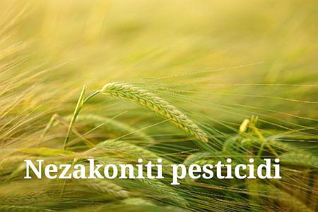 nezakoniti pesticidi